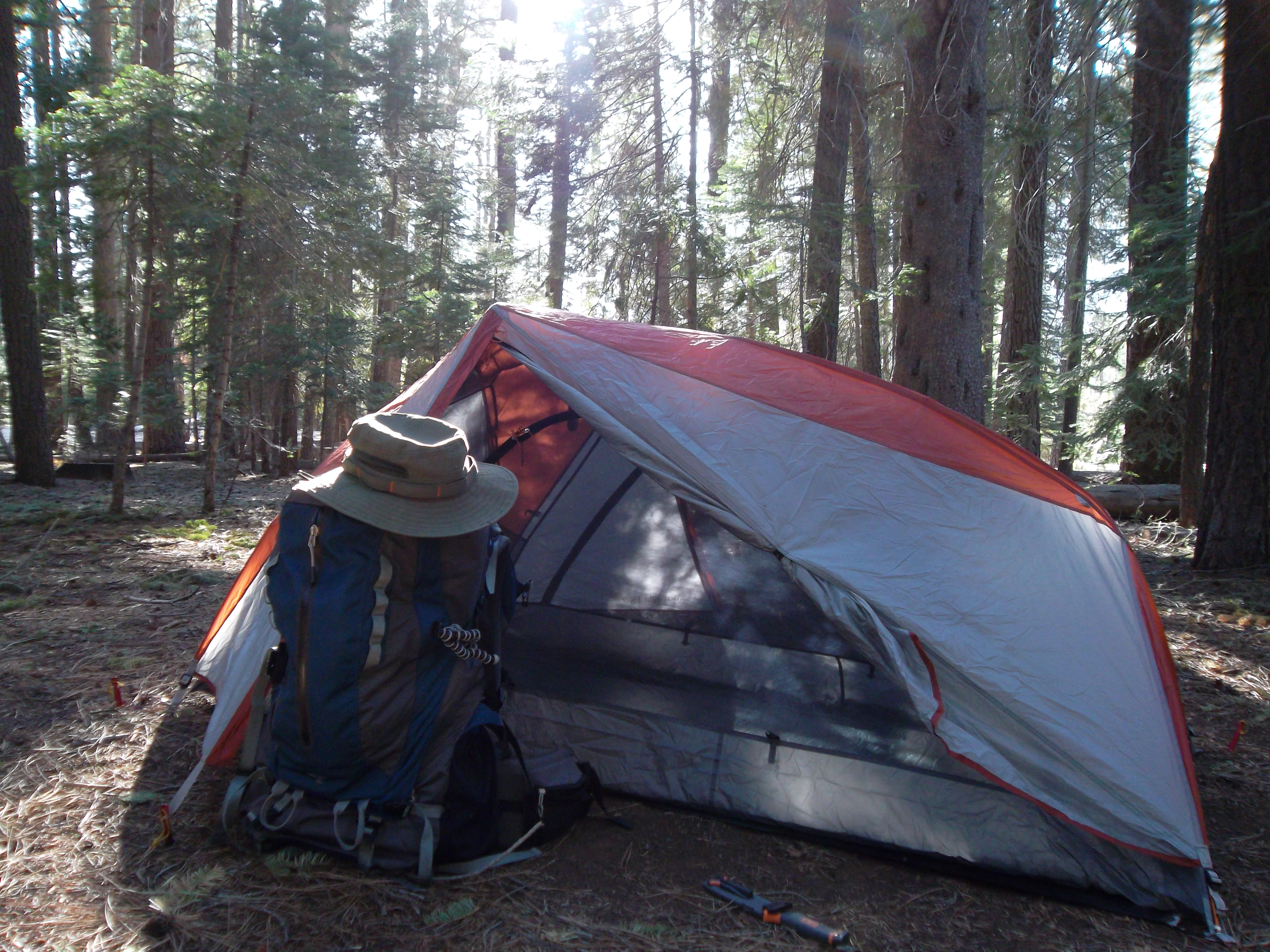 Not color coded. & L.L.Bean Microlight FS 2-Person Tent Review | TreeLineBackpacker
