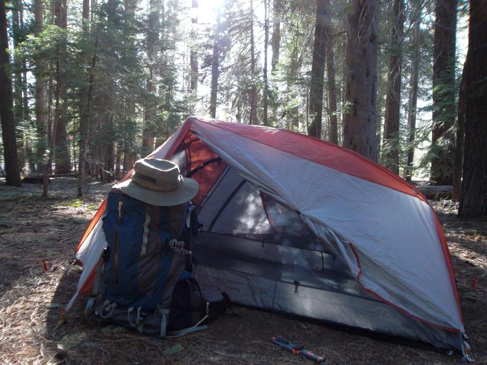 L.L.Bean Microlight FS 2-Person Tent Review (2/4)