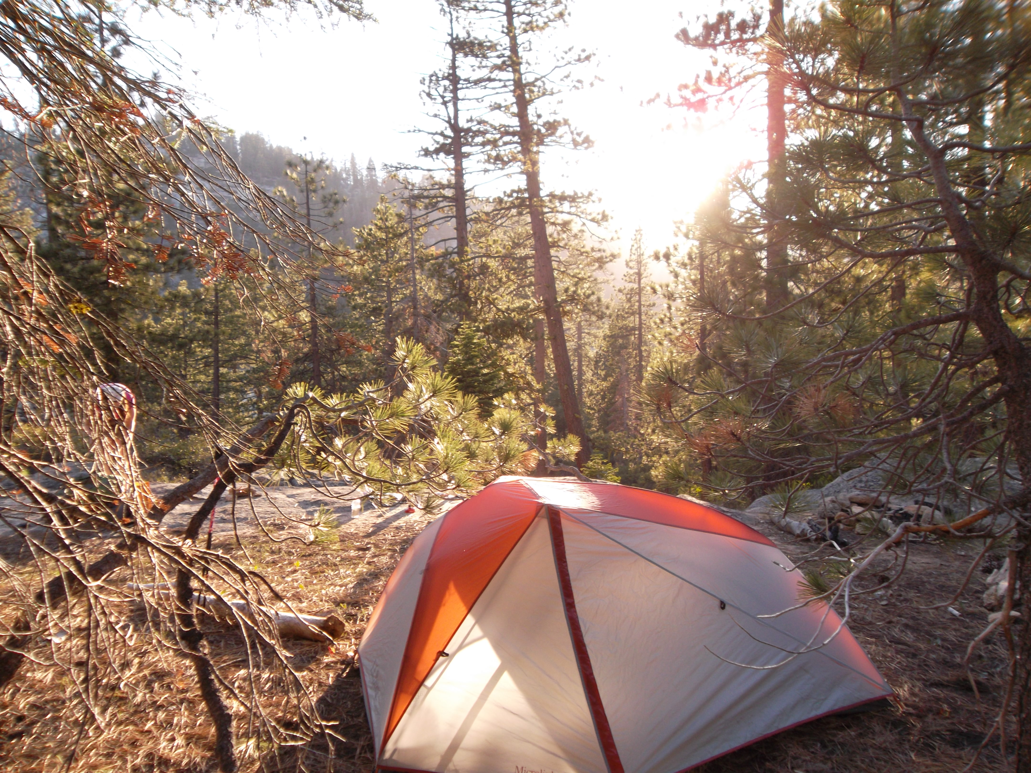 l.l.bean Microlite FS 2 & L.L.Bean Microlight FS 2-Person Tent Review | TreeLineBackpacker