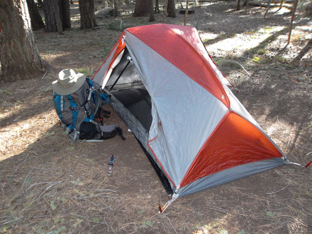 L.L.Bean Microlight FS 2-Person Tent Review (1/4)