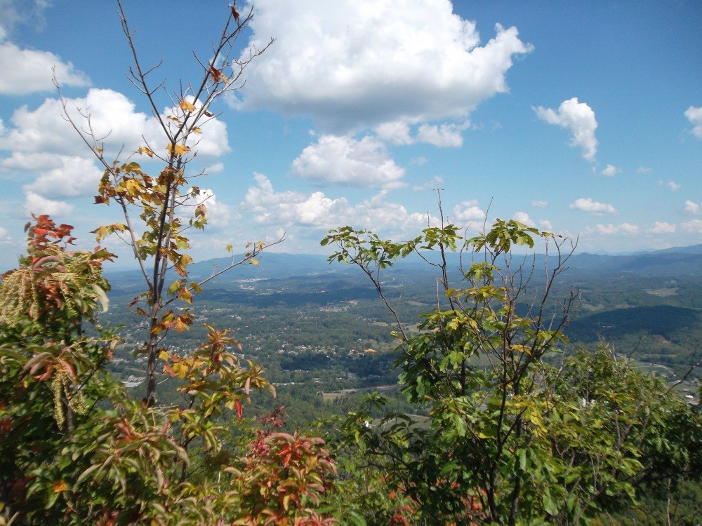 Buffalo Mountain, Johnson City, Tennessee. (5/6)