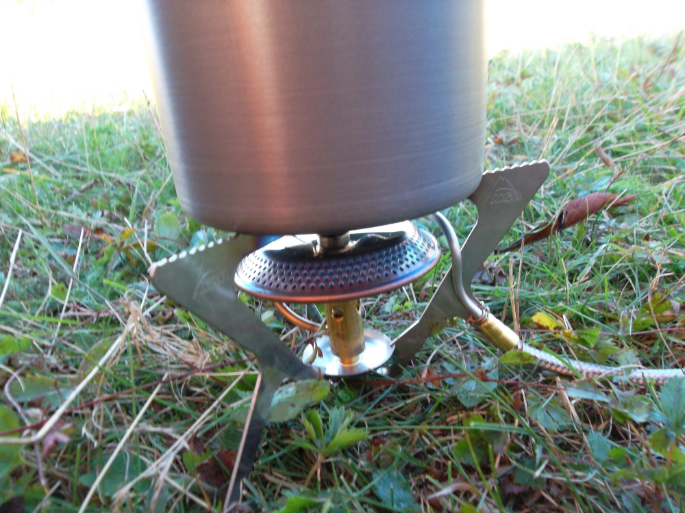 MSR Wind Pro II Stove Review (2/3)