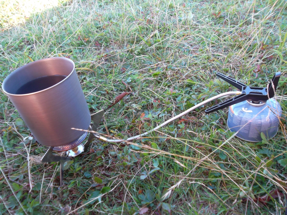 MSR Wind Pro II Stove Review (1/3)