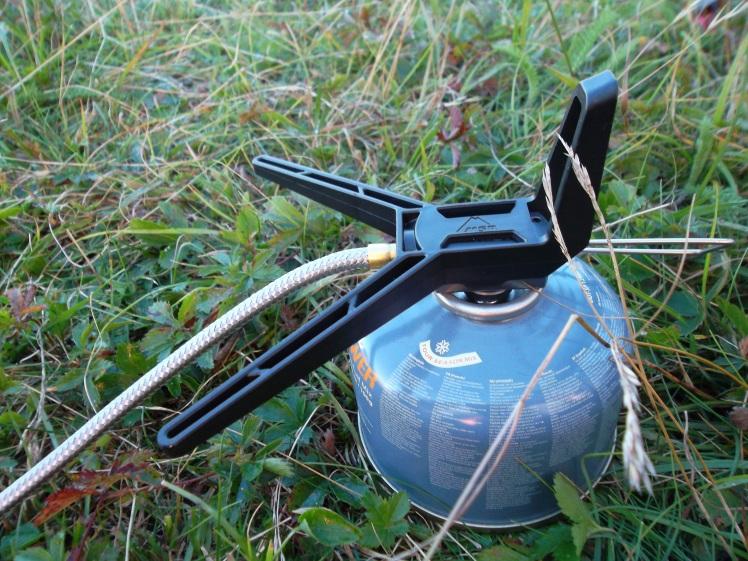 MSR Wind Pro II Stove's liquid feed system