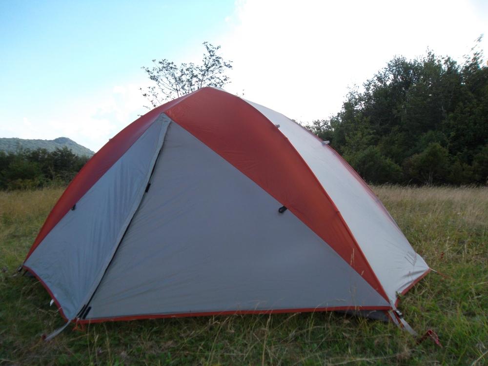 L.L. Bean Mountain Light XT 2 Tent Review (1/3)