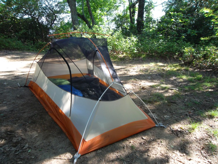 Big Agnes Copper Spur UL 2 with no fly