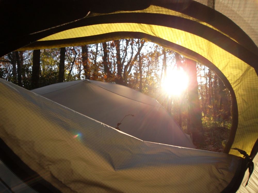 Big Agnes Seedhouse SL1 Tent Review (2012 update) (5/6)