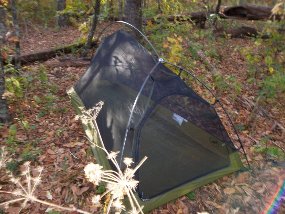 Big Agnes Seedhouse SL1 Tent Review (2012 update) (2/6)