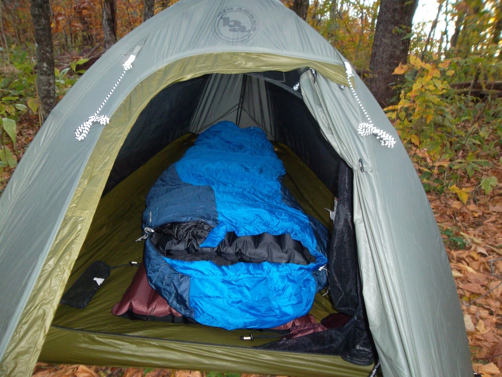 Big Agnes Seedhouse SL1 Tent Review (2012 update) (4/6)