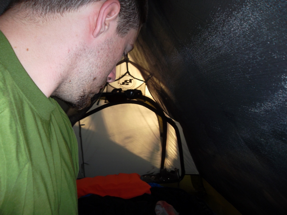 Big Agnes Seedhouse SL1 Tent Review (2012 update) (6/6)