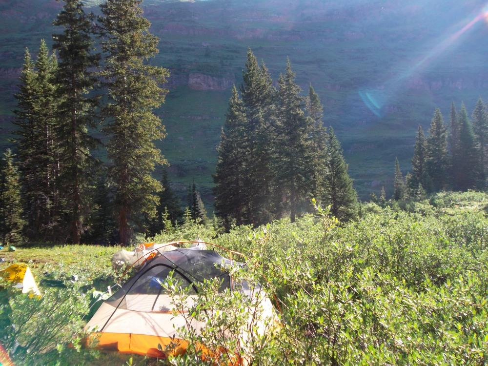 Four Pass Loop, Maroon Bells Colorado (part 1) (5/5)