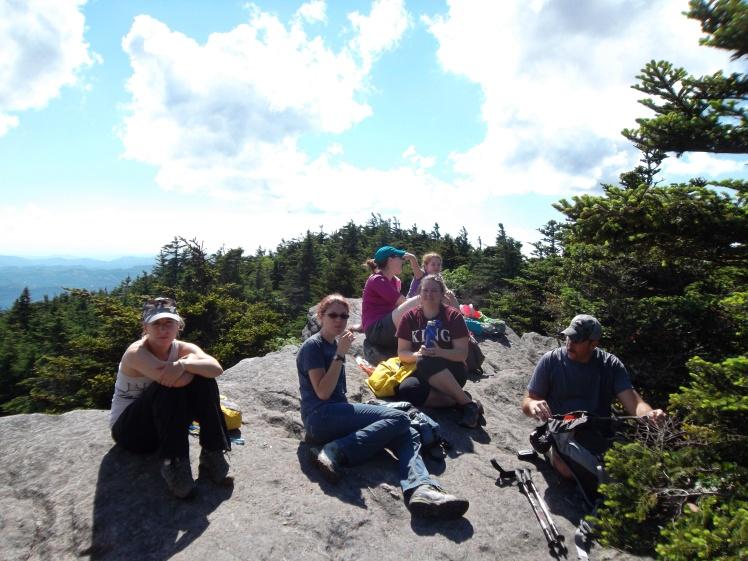 Calloways peak