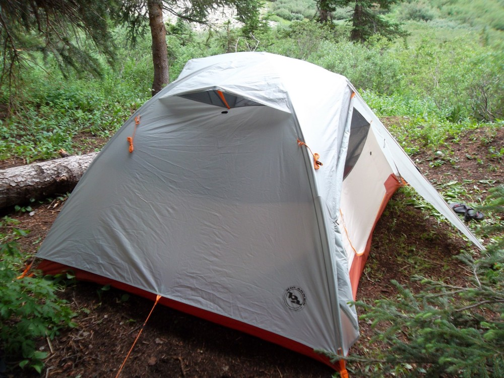 Big Agnes Lone Spring 3 Tent Review (3/3)