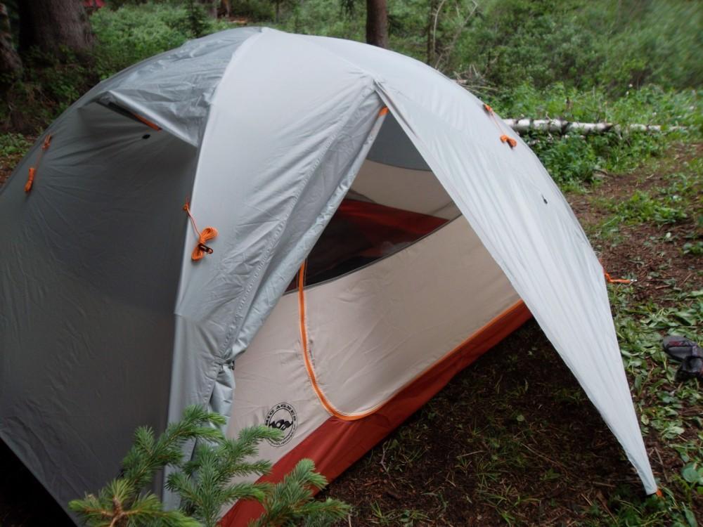 Big Agnes Lone Spring 3 Tent Review (2/3)