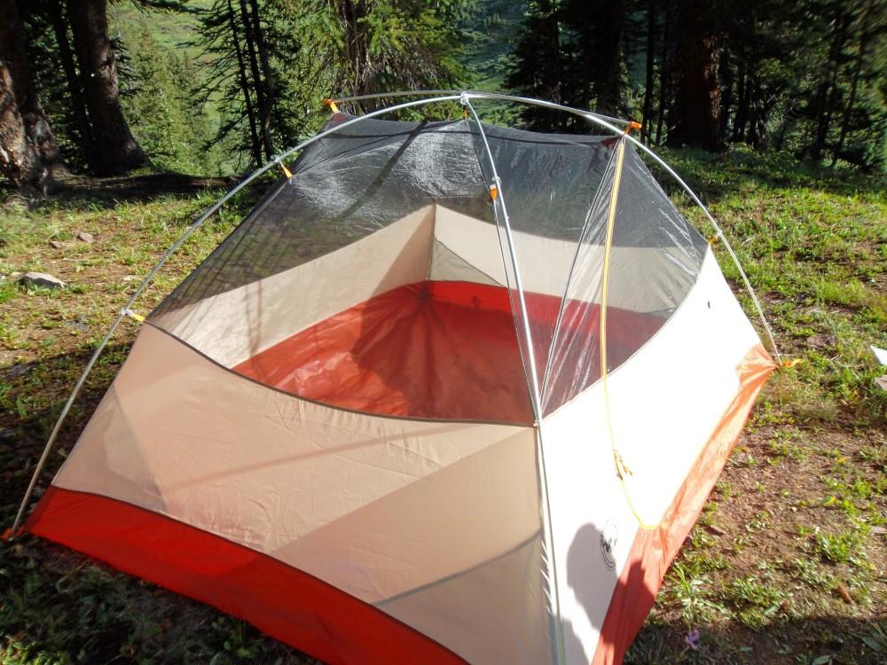 Big Agnes Lone Spring 3 Tent Review (1/3)