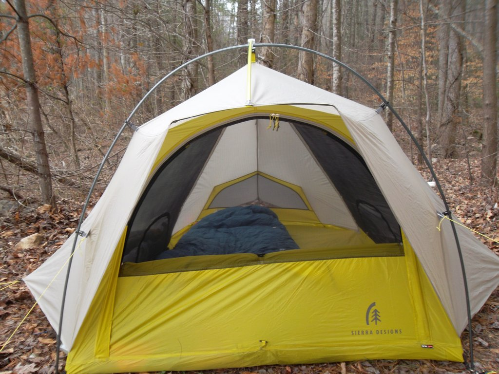 Sierra Designs Lightning UL2 & Sierra Designs Lightning UL2 Tent Review | TreeLineBackpacker