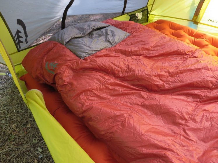 Sierra Designs Backcountry Quilt