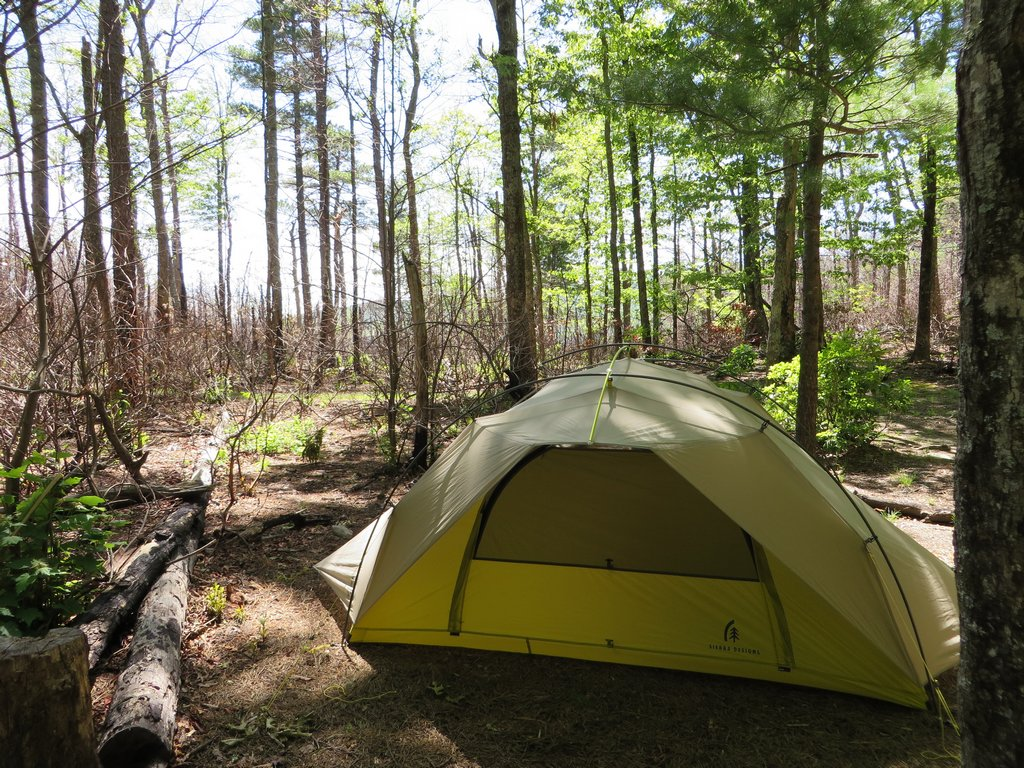 Sierra Designs Flash Ul 2 Tent Review Treelinebackpacker