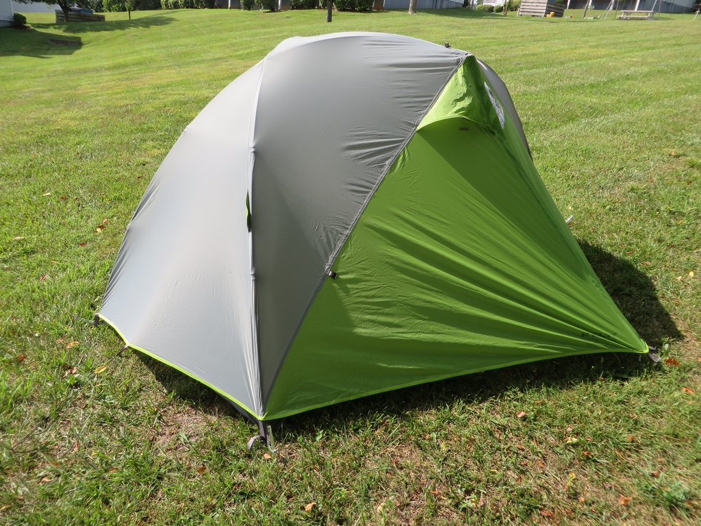 Kelty TN2 Trail Logic & Kelty TN2 Tent Review   TreeLineBackpacker