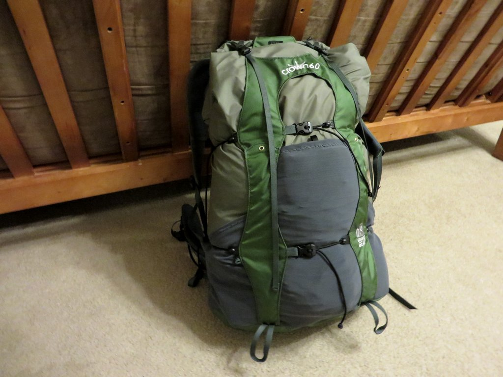 Note the consistency of how things are packed. No bulges and pack space is : compression sack for tent - memphite.com