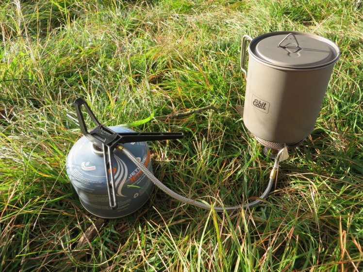 Esbit Titanium Cook Pot