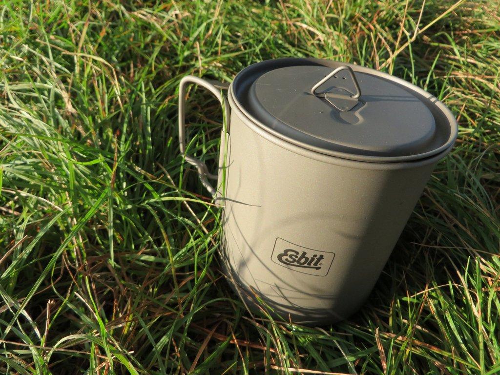 Esbit Titanium Cooking Pot Review  4a4f62902c56a