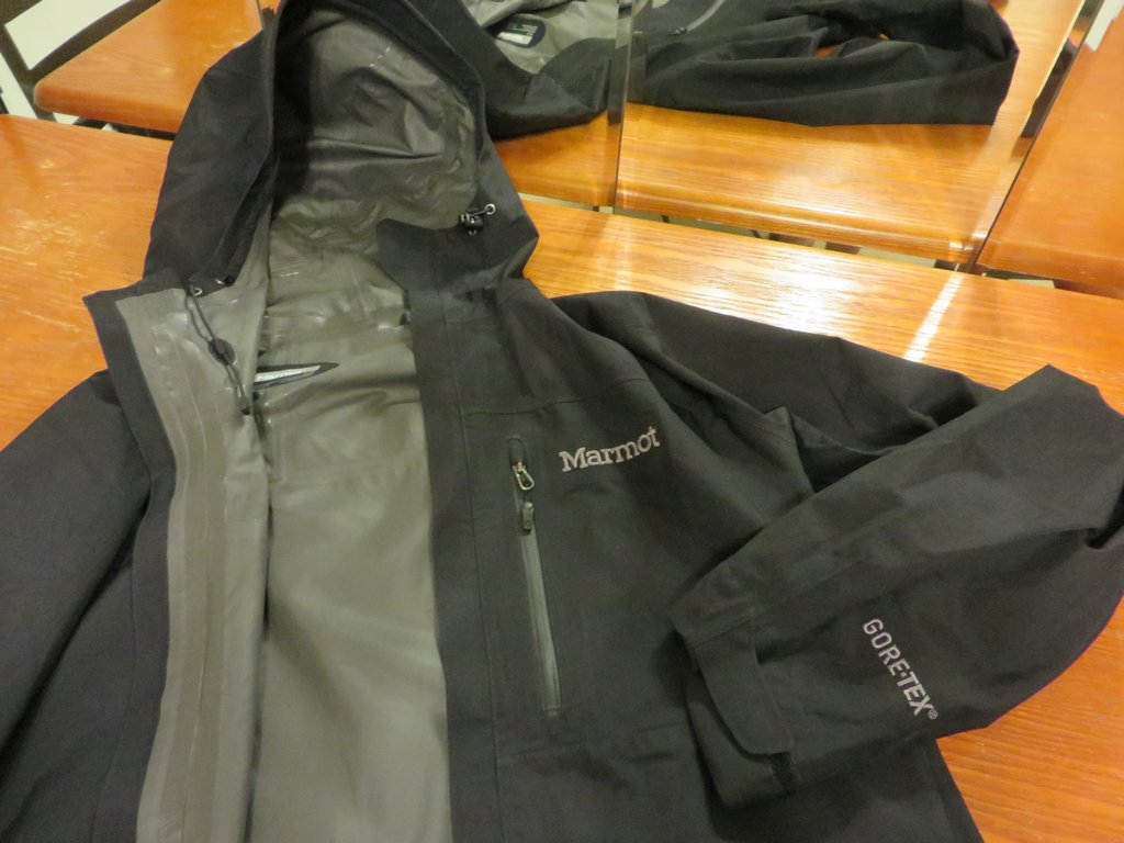Marmot Minimalist Rain Jacket Review. Men and Women's ...