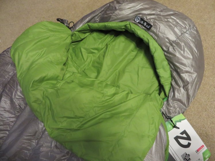 Nemo Nocturne 15 sleeping bag
