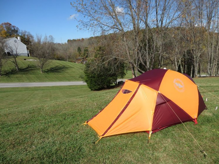 Big Agnes Battle Mountain 2