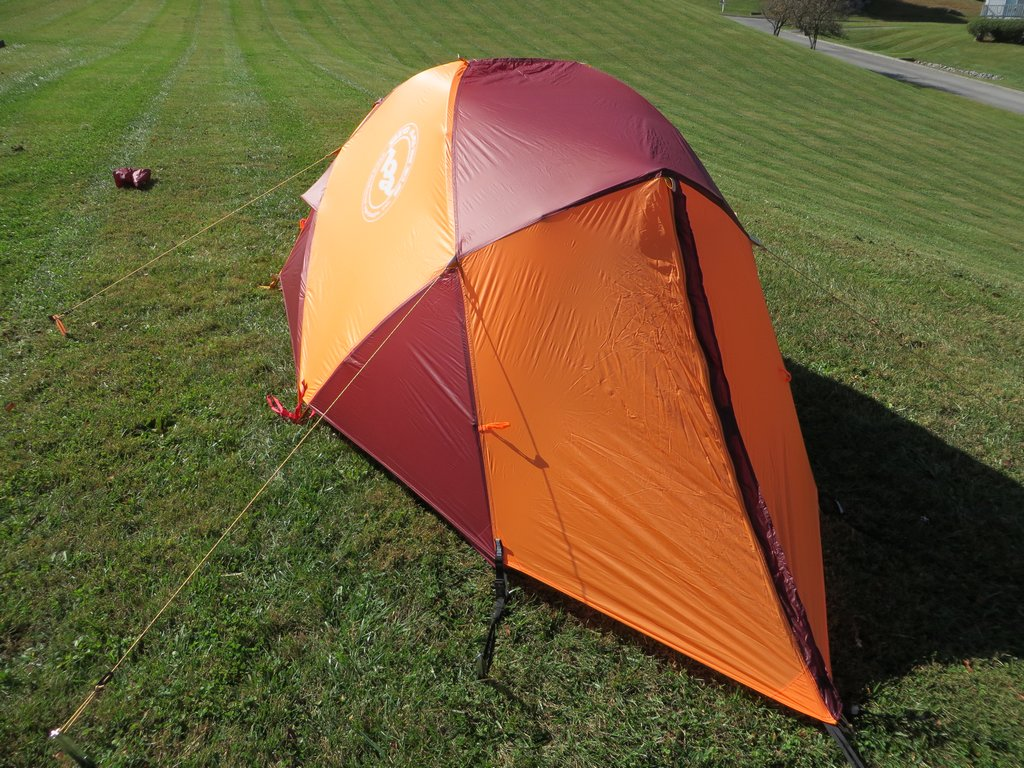 Big Agnes Battle Mountain 2 & Big Agnes Battle Mountain Tent Preview (2015) | TreeLineBackpacker