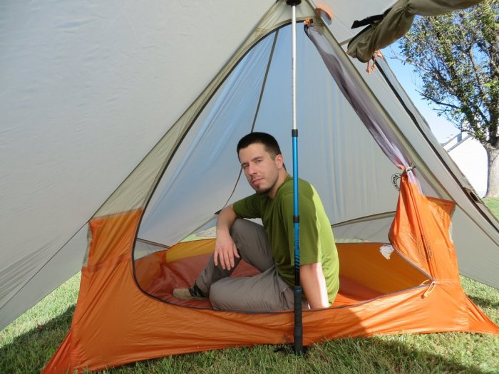 Big Agnes Super Scout UL2 backpacking tent