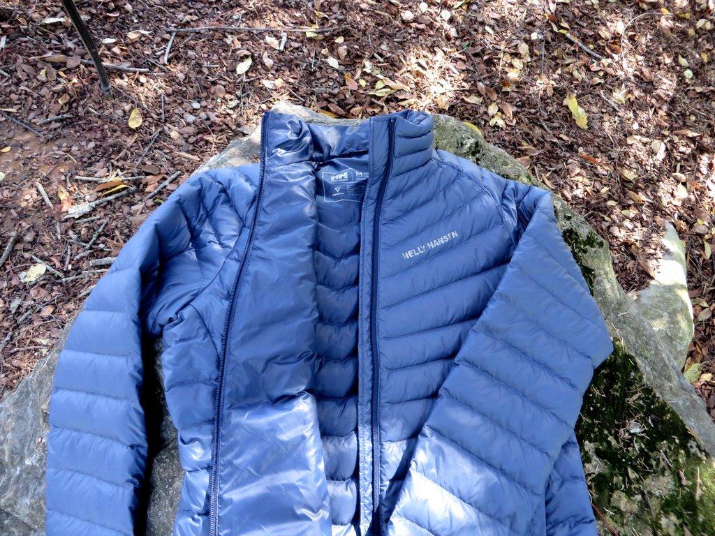 Helly Hansen Mens Verglas Lightweight Down Insulator Jacket