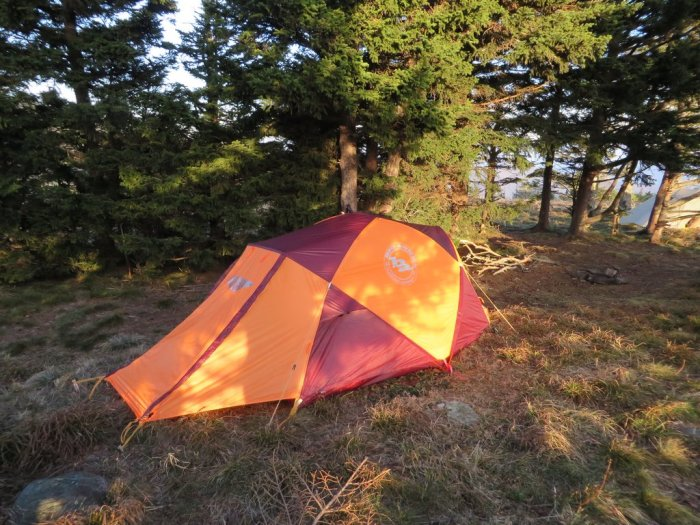 Big Agnes Battle Mountain 2