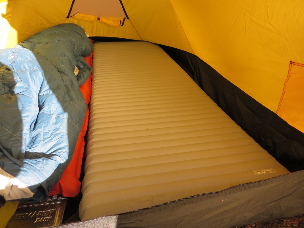 Thermarest Neoair Xtherm Review Treelinebackpacker