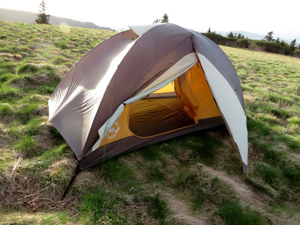Big Agnes Foidel Canyon 2 & Big Agnes Foidel Canyon 2 Review | TreeLineBackpacker