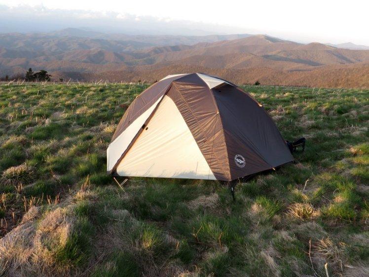 Big Agnes Foidel Canyon 2