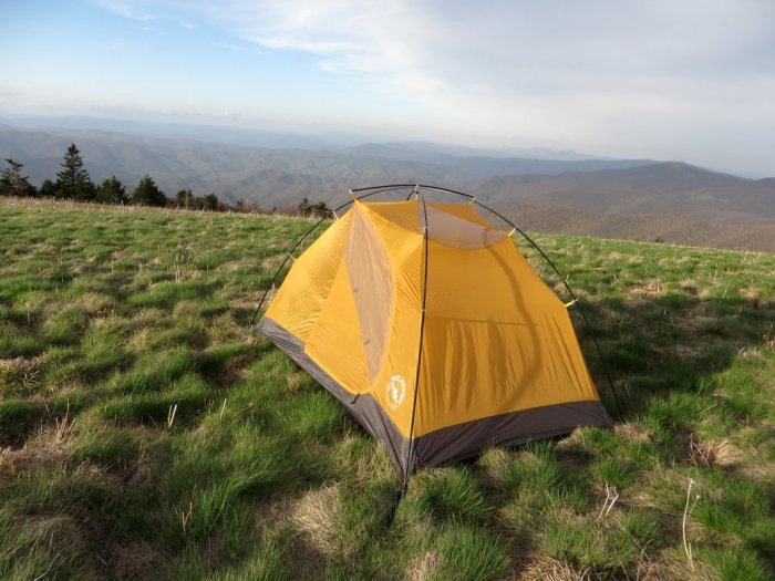 Big Agnes Foidel Canyon 2 9