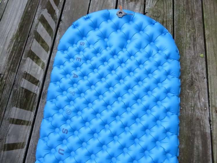 Sea To Summit Comfot Light pad matress