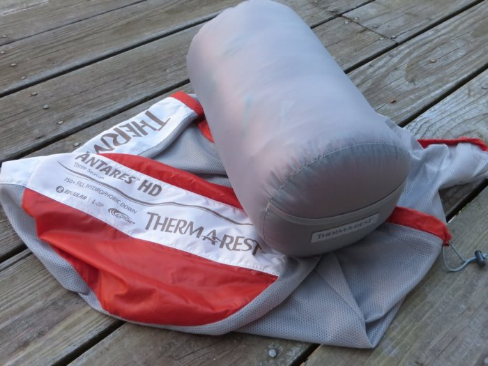 Thermarest Antares HD