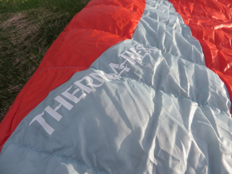 Thermarest Anteres HD 3 Season Sleeping Bag