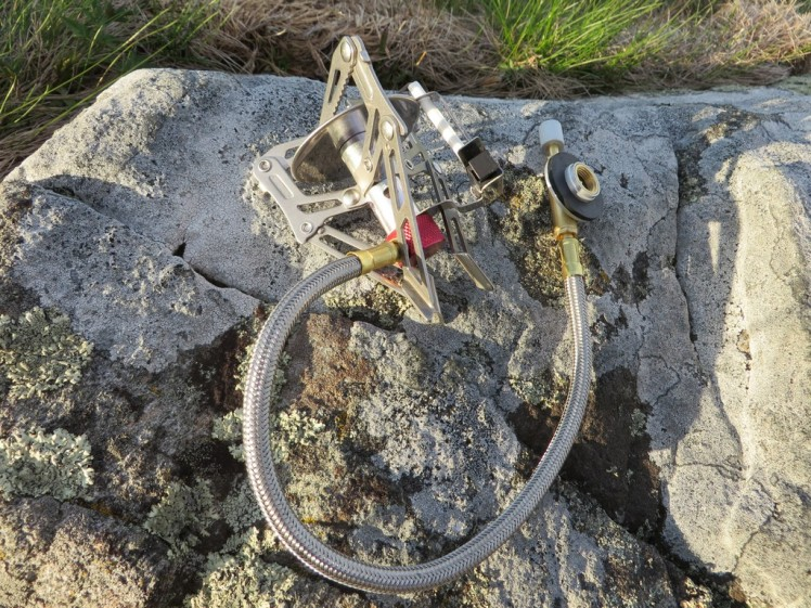DPower Backpacking Stove