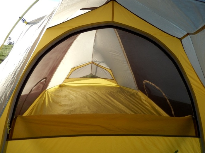 backpacking gear tent review