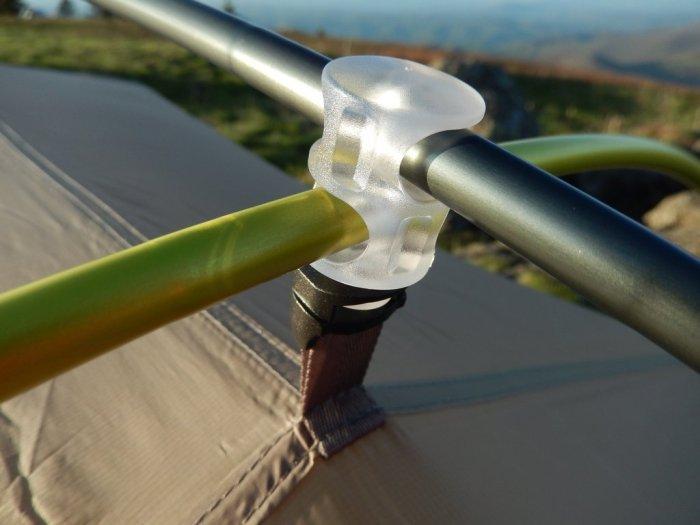 Sierra Designs Lightning 2 FL hub system