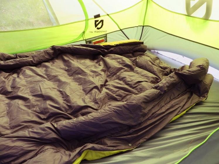 Thermarest Auriga Blanket