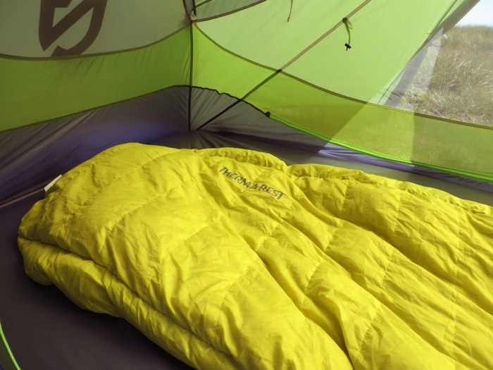 Thermarest Auriga Blanket