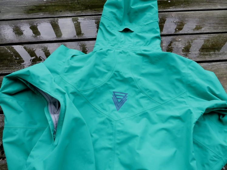 Odin Traverse Rain Jacket
