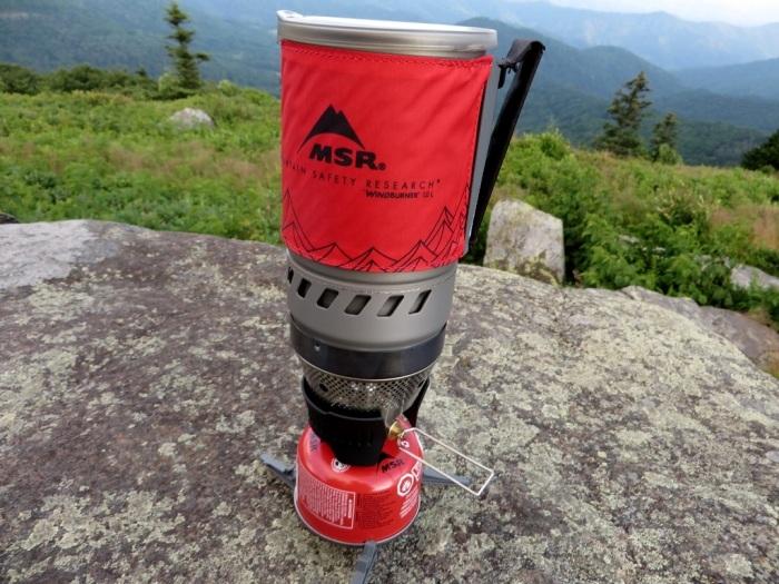 MSR Windburner stove