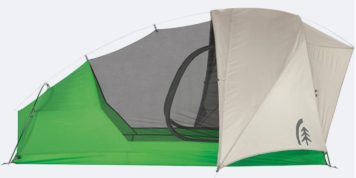 Sierra Designs Nightwatch 2 & Sierra Designs 2016 tent preview (Nightwatch) | TreeLineBackpacker