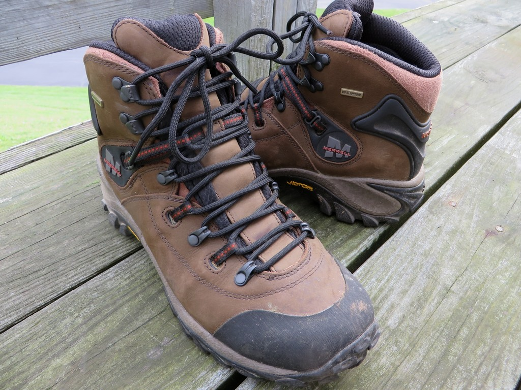 Merrell Phaserbound Mens Waterproof Backpacking Boots