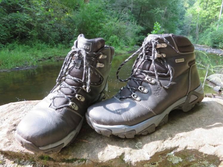 Ahnu boots 1